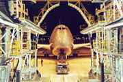 fuselage stand
