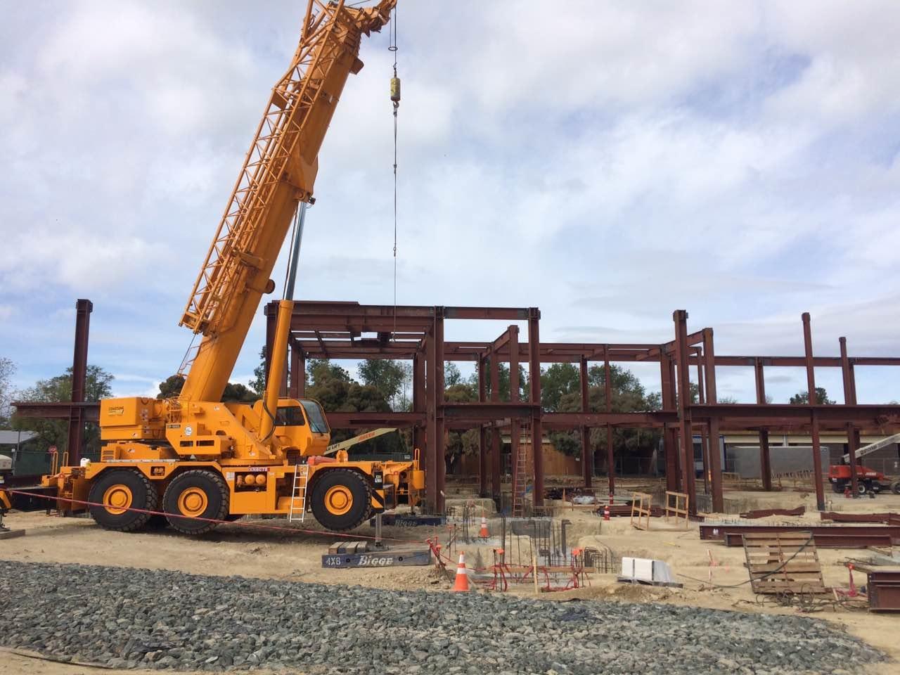 West Valley College Kern Steel Fabrication Inc